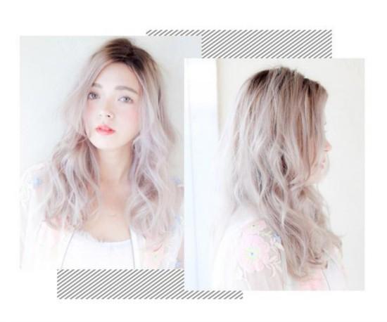年末换色季 这些头发颜色真的好美