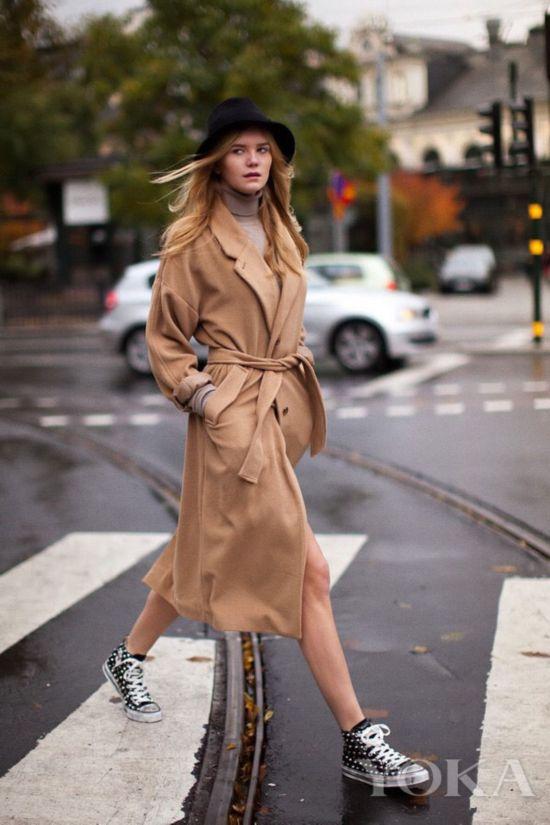 从20到40女人都想要MaxMara大衣,优雅温暖几十年!