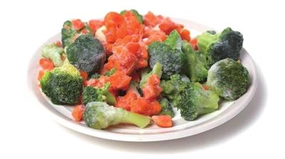 冷冻食品也是营养高手