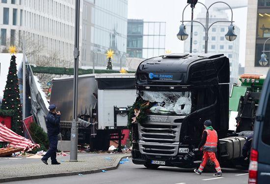 圣诞节前夕欧洲多地发生恐袭事件