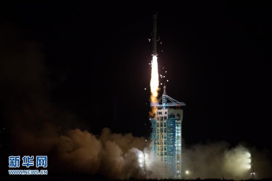 我国首颗碳卫星发射成功 可监测全球二氧化碳浓度