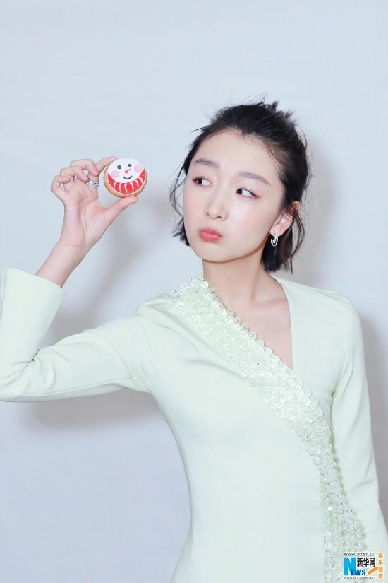 《三生三世十里桃花》刘亦菲身披轻纱