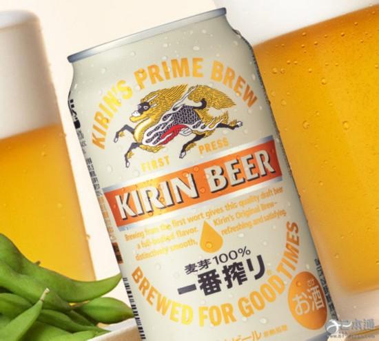 麒麟 中国 啤酒 葡萄酒 日本
