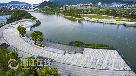 """筑造""""会呼吸""""的城市 宁波北仑探索生态治水新模式"""