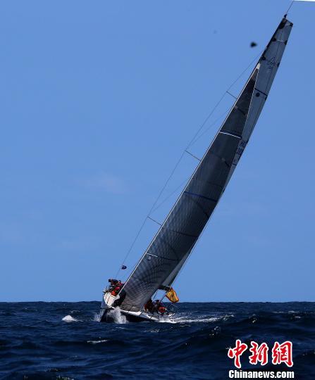 中国诺莱仕Ark323船队将再战悉尼――霍巴特帆船赛
