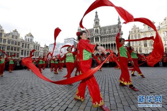 中国文化闪耀世界舞台