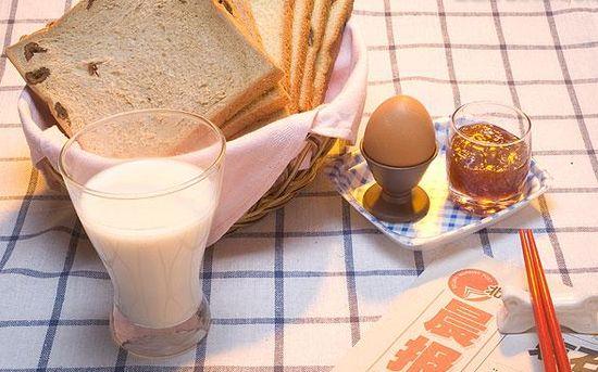 白领早餐食谱 养生须知4原则7搭配(组图)