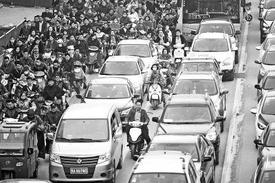 郑州非机动车管理条例暂缓审议 四大原因导致
