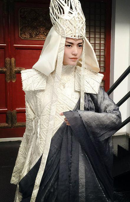 周星驰曝西游花絮 揭秘姚晨出任女主角原因