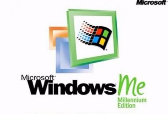 失败产品,Windows ME:发布时间2000年。这是微软发布的最后一款Windows 9x系列操作系统。Windows ME遭遇了严重的稳定性问题。