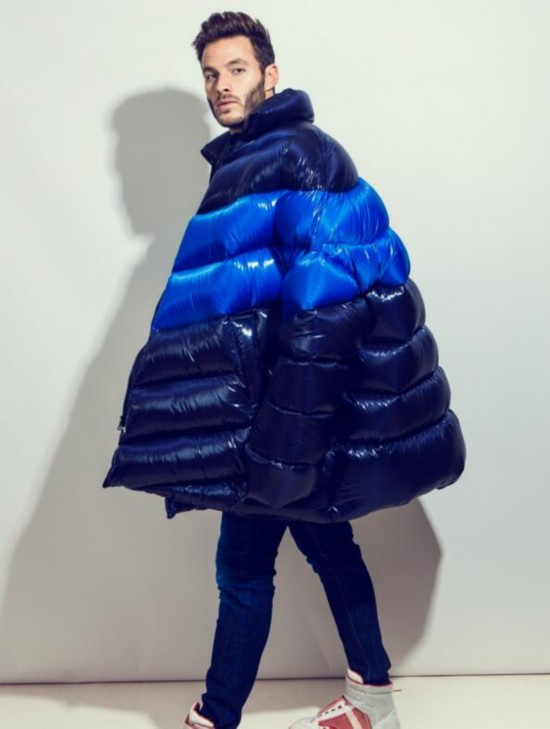 被宋茜2万块的羽绒服丑哭 是把充气跳床穿身上了?