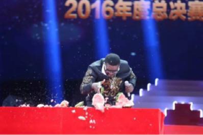 星光大道决赛季第二场分赛 新年欢乐爆笑上演