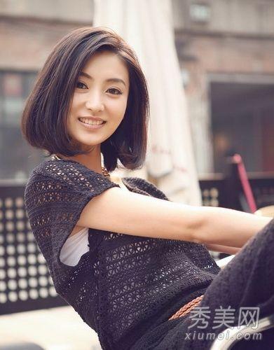 刘诗诗林心如赵丽颖佟丽娅 美美的鹅蛋脸女星图片