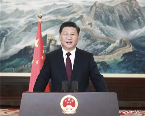 Xi's call for hard work strikes a chord