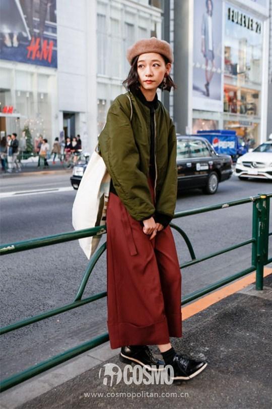 被杨幂江疏影厚爱的这件夹克,可以搭配100条裤子