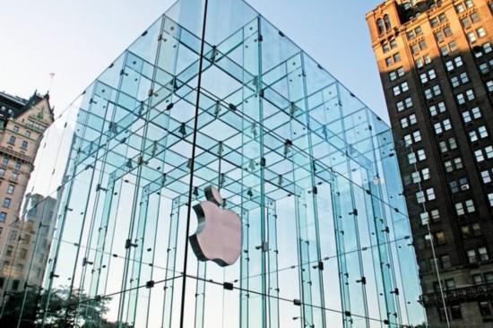 库克笑了!苹果市值2016年大涨560亿美元