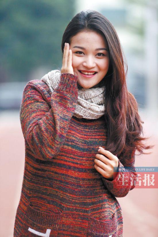 越南美女苦学中文 学唱民歌唱上《星光大道》