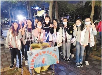 台北跨年:那些令人难忘的面孔