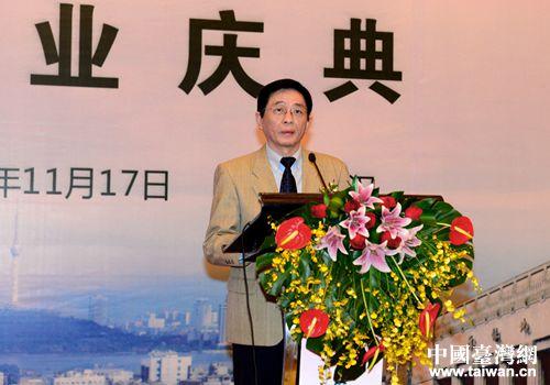 湖北省台办主任刘凯春