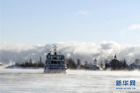 芬兰气温骤降