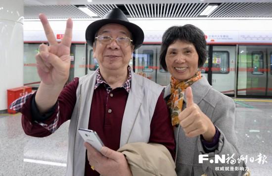 福州表情试运1营首日:从镜头看乘客a表情地铁表情包可爱阿鲁图片