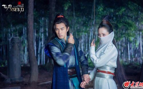 刘恺威突破角色 《飞刀又见飞刀》演贫穷贵公子