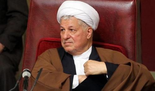 伊朗前总统拉夫桑贾尼因心脏病去世终年82岁(图)