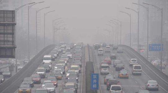 环保部:机动车成为大中城市细颗粒物首要来源