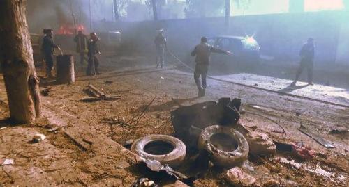 叙利亚双城记:阿萨斯再遭袭击阿勒颇有望重建