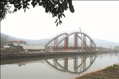 常州新沟河延伸拓浚武进段将新建桥梁15座