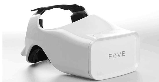 首款眼动追踪VR头显CES2017电子展展出