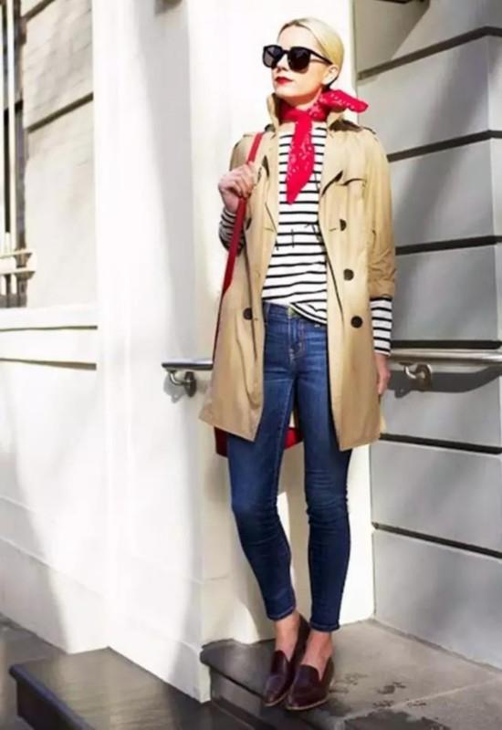 学会这几款大衣内搭套路,让你时髦又保暖,助你新年美出新高度!