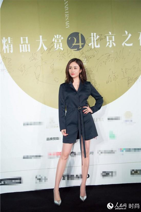 刘芸强势进军时尚界 气场全开成百变女神【6】