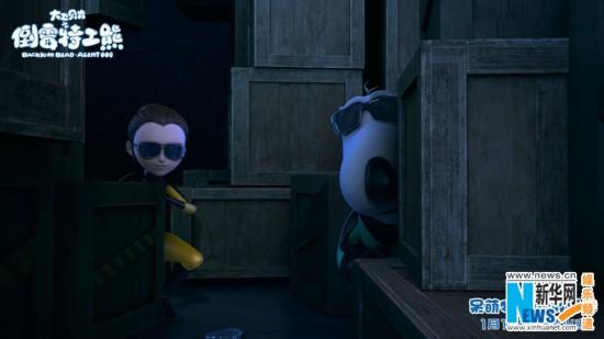 《倒霉特工熊》企鹅惊喜亮相片尾彩蛋 贝肯�逄�百出