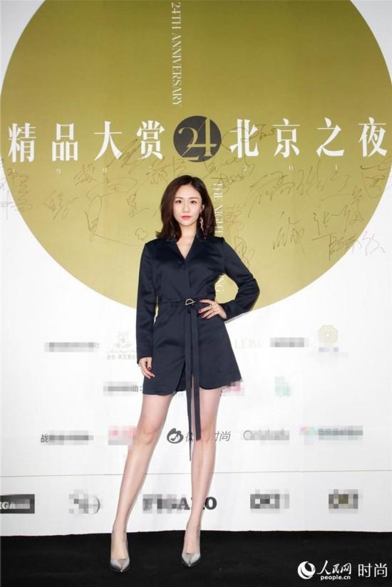 刘芸强势进军时尚界 气场全开成百变女神【4】