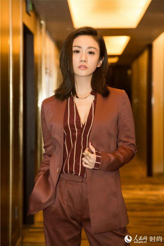 刘芸强势进军时尚界 气场全开成百变女神【3】