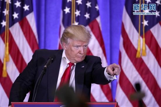 (国际)(3)特朗普承认俄罗斯对美国实施网络攻击