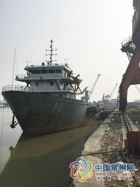 常州将拆解船舶136艘 补贴资金约1500万元