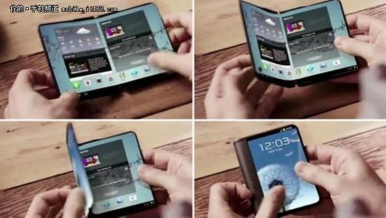 专利信息曝光 诺基亚或将开发折叠手机