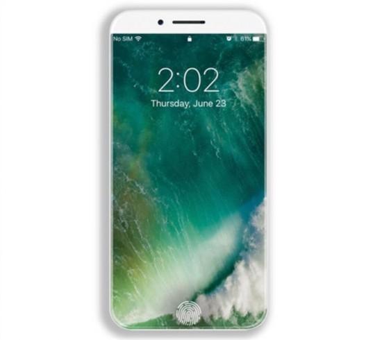 传iPhone 8用5寸双曲面OLED屏:售价更贵