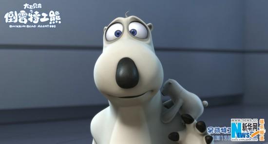 """《倒霉特工熊》制作特辑动画团队倾力打造高品质""""熊""""电影"""