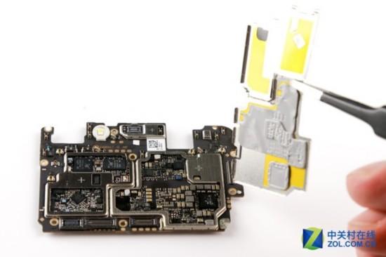 vivoy11it主板电路图
