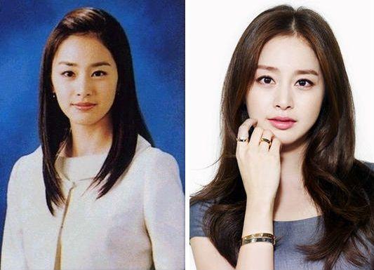 李敏镐权志龙刘仁娜李多海林允儿 韩星旧照对比看出整容脸【组图】