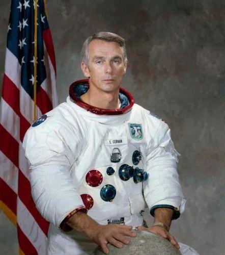 美前宇航员塞尔南逝世系最后在月球留下脚印的人
