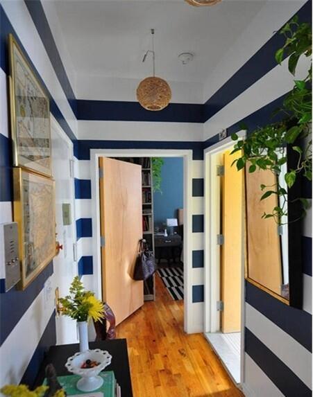 小房子的福利 36平公寓可以装成这样!