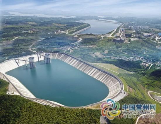 常州溧阳抽水蓄能电站首台机组投产发电
