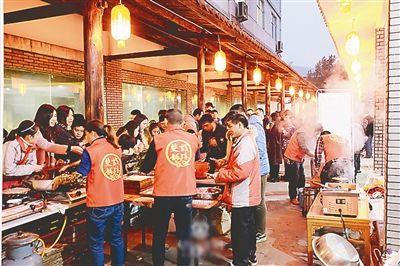 建瓯举办频道双龙戏珠酒文化旅游节--福建国际萍乡达首届美食润图片