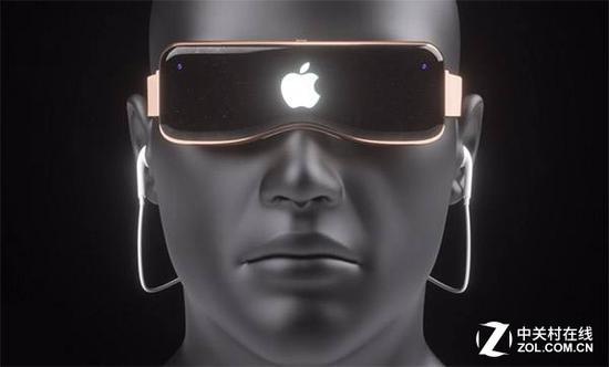 苹果VR眼镜(图片来源于网络)