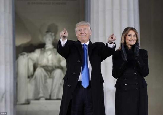 最后倒计时 美国即将迎来特朗普时代
