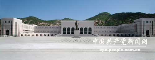 纪念馆外景